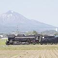 20110504_磐越西線・D51ばんえつ物語号