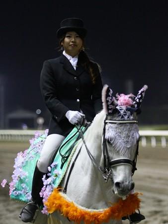 川崎競馬の誘導馬04月開催 桜Verその2-120409-21