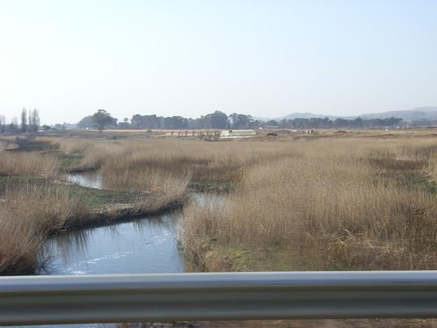 ハウテン 乾燥地域の川