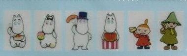 Moominグルメストラップ