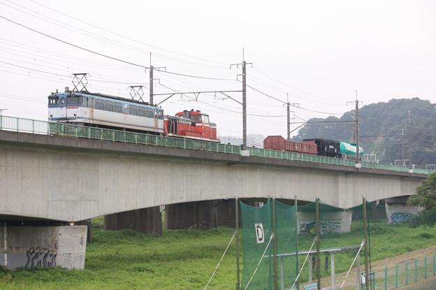 EF65-1063+DE10-1669