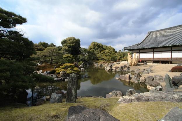 写真: 二条城 二の丸庭園
