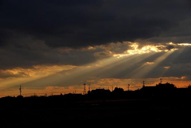 2010-11-09 天使の梯子?