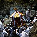 写真: 轟神社秋祭