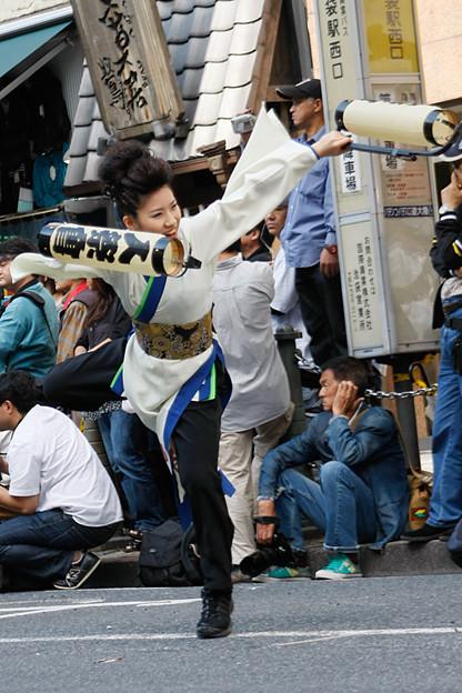 写真: 人祭会_08 - 第10回 東京よさこい