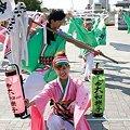 横浜百姫隊/撫若姫_19 - 第8回 ドリーム夜さ来い 2009