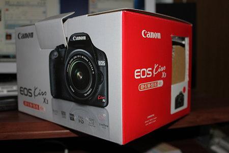 Canon EOS Kiss X3 キャッシュバック(3/10)