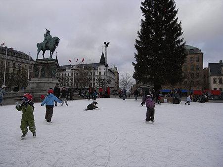 スケート、楽しそう~♪