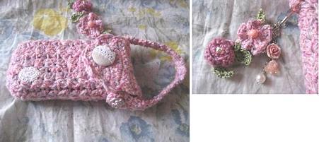 fumiitoさん作:桜色のワルツの携帯ケース