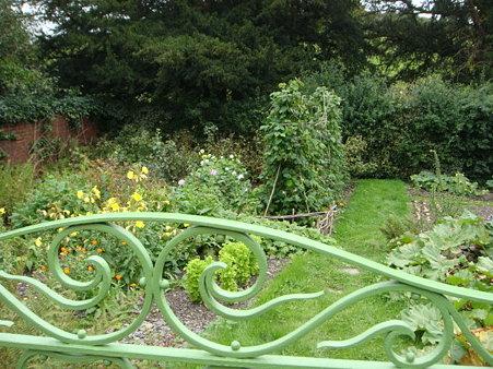ポターさんの庭