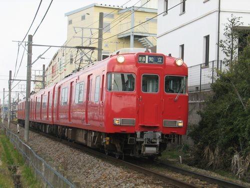 6000系 4両編成 名鉄三河線