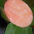 写真: 美味そうな鱒寿司