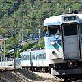 Photos: 中央本線 下り115系アルプス色