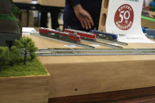 JR貨物 模型 50周年