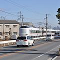 JR西日本287系 試運転1