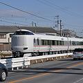JR西日本287系 試運転2