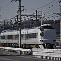 JR西日本287系 試運転3