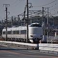 JR西日本287系 試運転4
