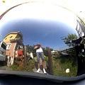 Photos: magさんのリクエストにより? ミラクルでワンダーなメットに写るパノラマワールド(6) ~足長~~~!!!~