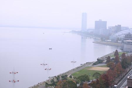 琵琶湖の朝(2)