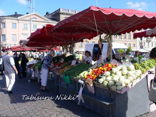 Photos: マーケット広場 kauppatori