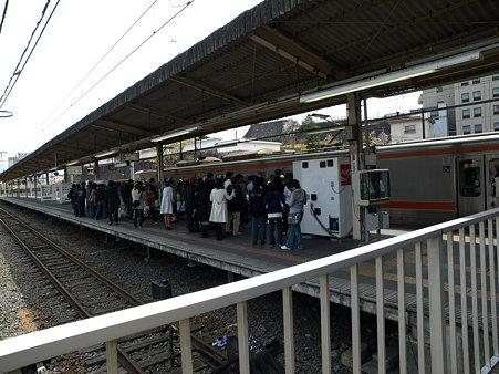 313系身延線(甲府駅)