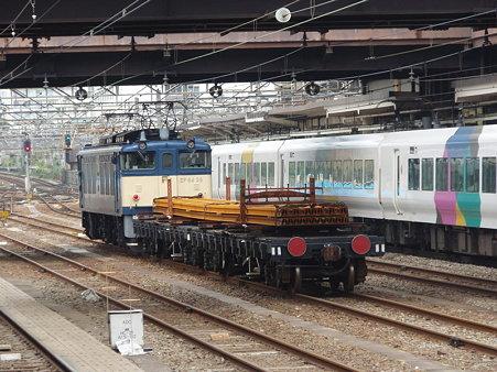 EF64-38+チキ6000(八王子駅)1