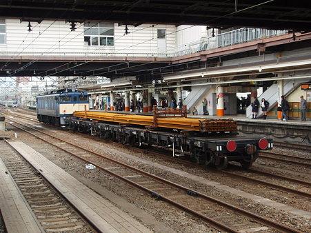 EF64-38+チキ6000(八王子駅)2