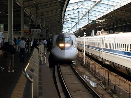 ひかりレールスター(新大阪駅)3