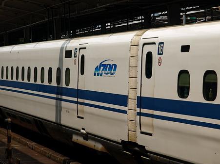 N700系(新大阪駅)3