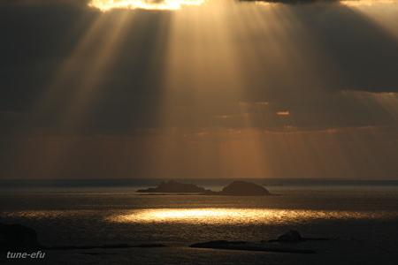 光のステージ