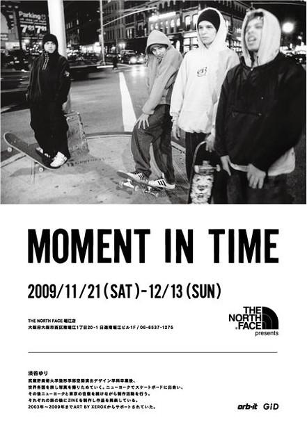 写真: MOMENT IN TIME