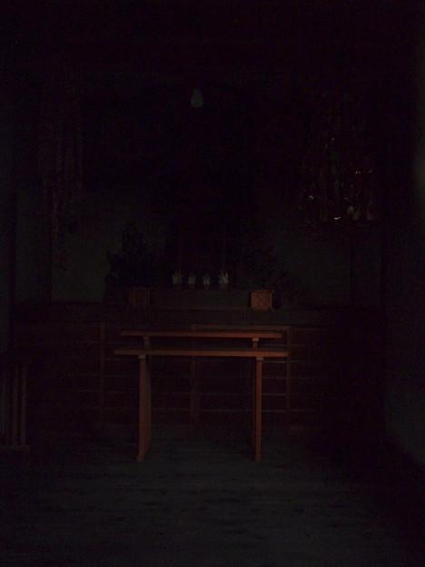 稲荷神社(蓮沼氷川神社 内) 9