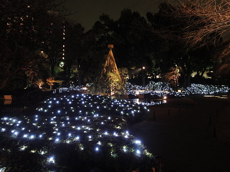 高輪プリンスホテル 庭園
