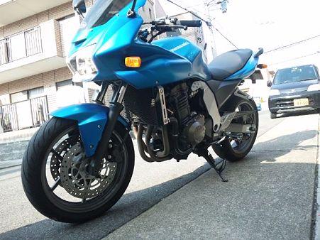 2011 Z750S