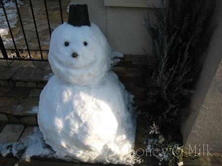 雪だるま3IMG_8010