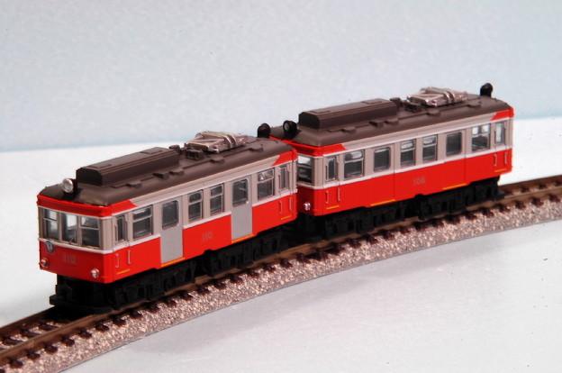 Bトレインショーティー箱根登山電車モハ2形