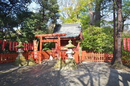 鶴岡八幡宮・丸山稲荷社