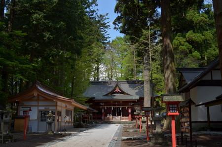 東口本宮浅間神社・境内