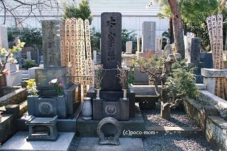 太宰治の墓0003