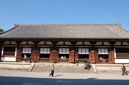 唐招提寺 講堂