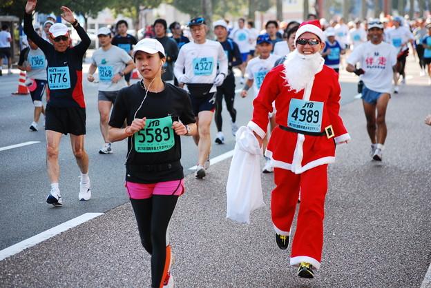 第23回国際青島太平洋マラソン37