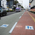 Photos: 撤去された交通標識6