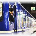 高崎駅 寝台特急 北陸