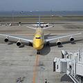 羽田空港 ピカチュウジャンボ
