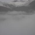 奥会津の山霧