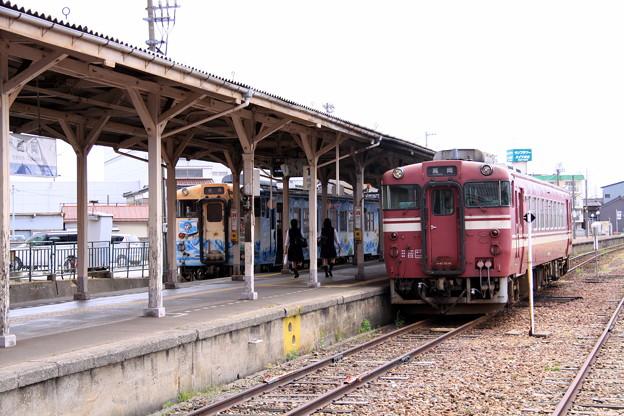 Photos: 北陸本線 高岡駅 氷見線