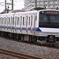 常磐線 藤代-佐貫 普通列車E531系