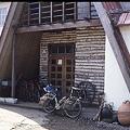 Photos: 被災前の島牧ユースホステル