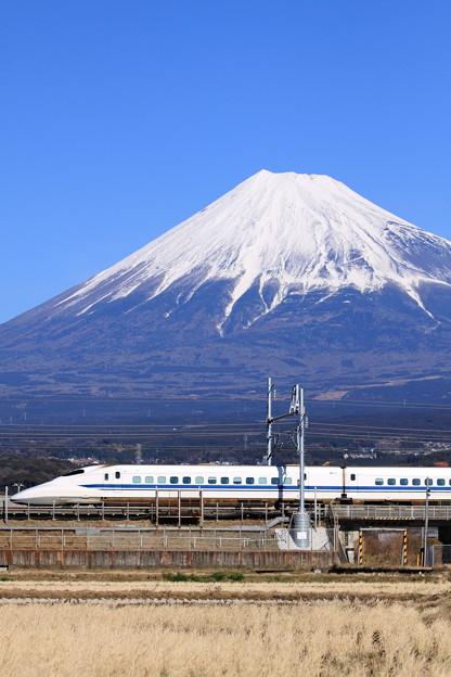 Photos: 東海道新幹線 三島-新富士 新幹線700系